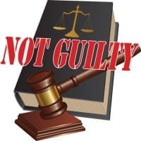Not Guilty!