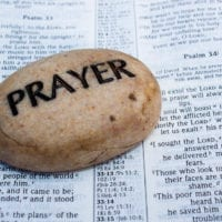 Seek God in Prayer