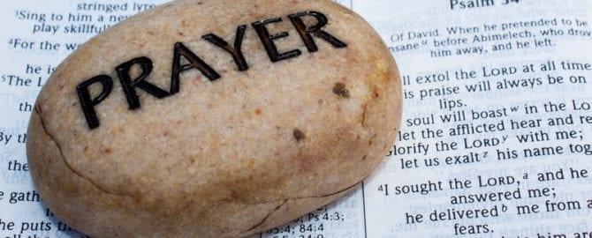 Seek God in Prayer